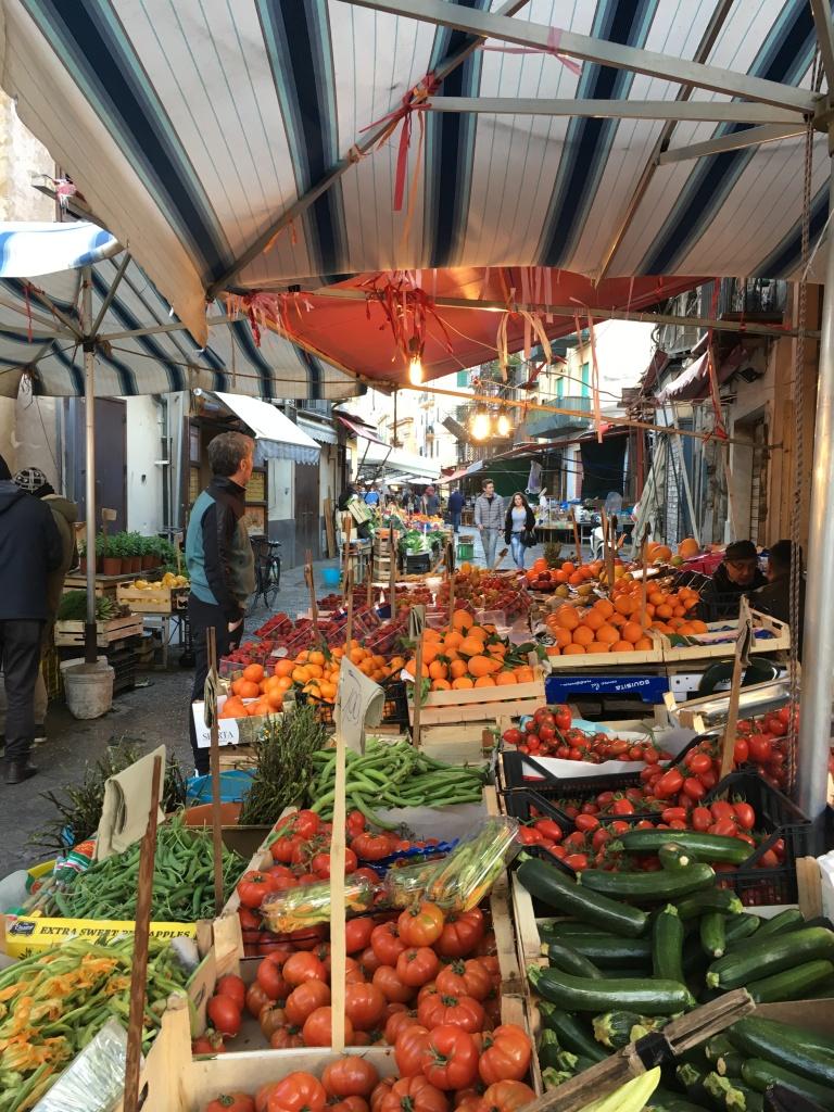 Mercato il Capo, Palermo